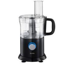 Pro Kitchen Food Processor, 1L, 500w, Black