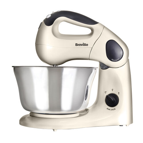 Hand Food Mixer ~ Vfp compact stand and hand food mixer with twin motor