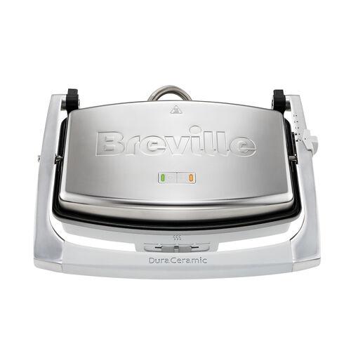 Breville 3 Slice DuraCeramic™ Sandwich Press