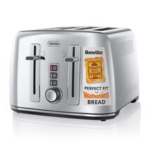 Perfect Fit for Warburtons 4 Slice Toaster
