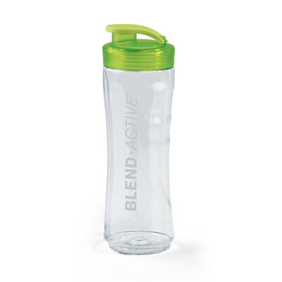 Blend Active 600ml Spare Bottle, Green Lid