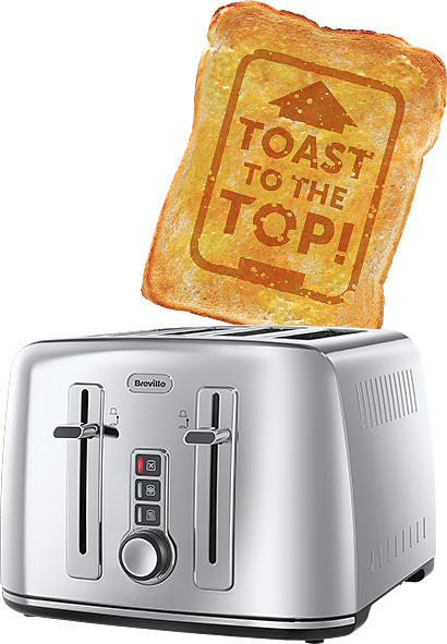Toast to the top