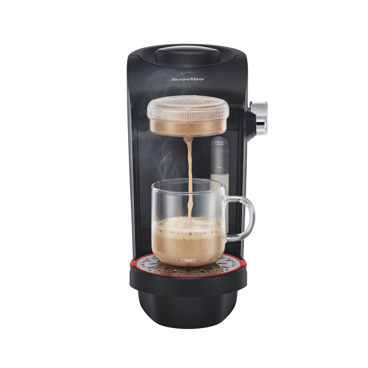 Breville Coffee Maker Parts Manual : Breville Moments Instant Coffee Machine and Hot Drink Maker