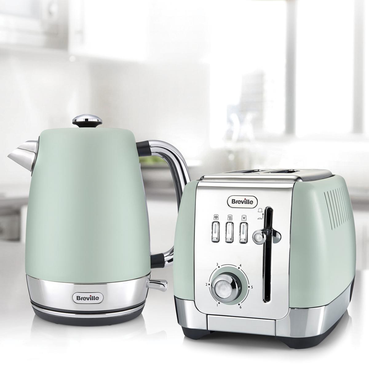 strata collection 1 7l jug kettle matt green vkj998. Black Bedroom Furniture Sets. Home Design Ideas