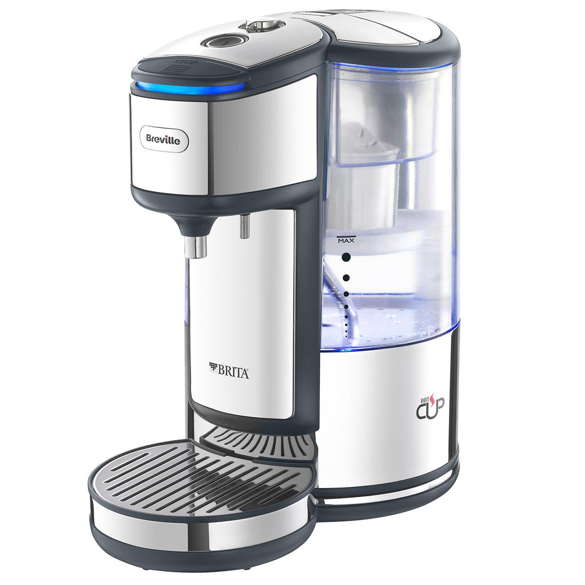 stainless steel hot cup one cup water dispenser vkj367. Black Bedroom Furniture Sets. Home Design Ideas