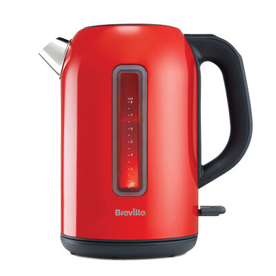 Breville Colour Collection Kettle and Toaster, Red