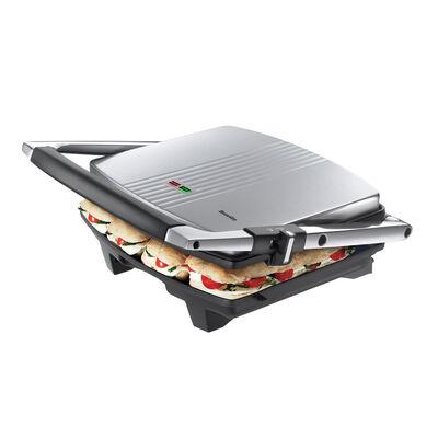 4 Slice Sandwich Toaster And Panini Maker Vst026 Breville
