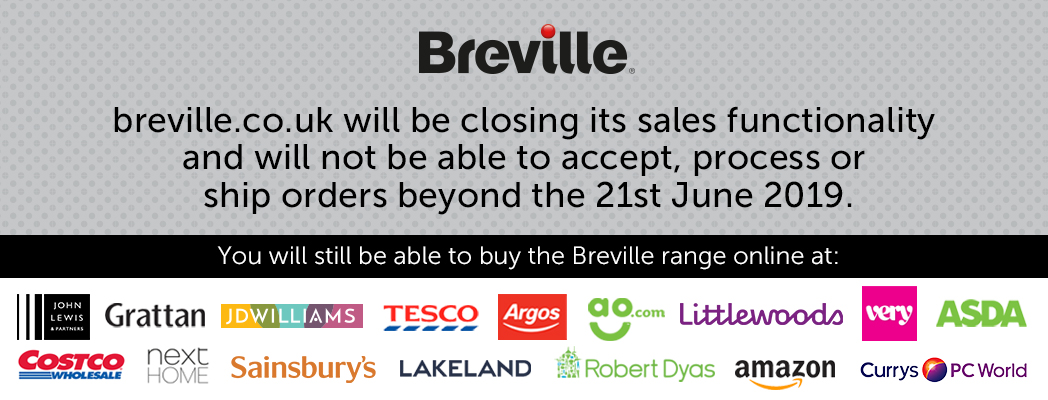 Breville Where to Buy