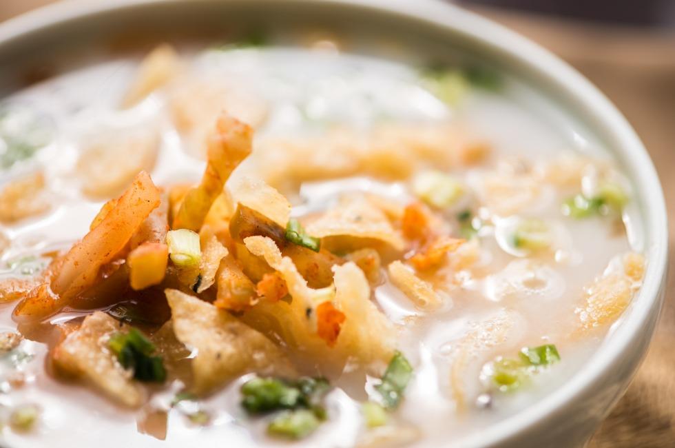 Congee bowl