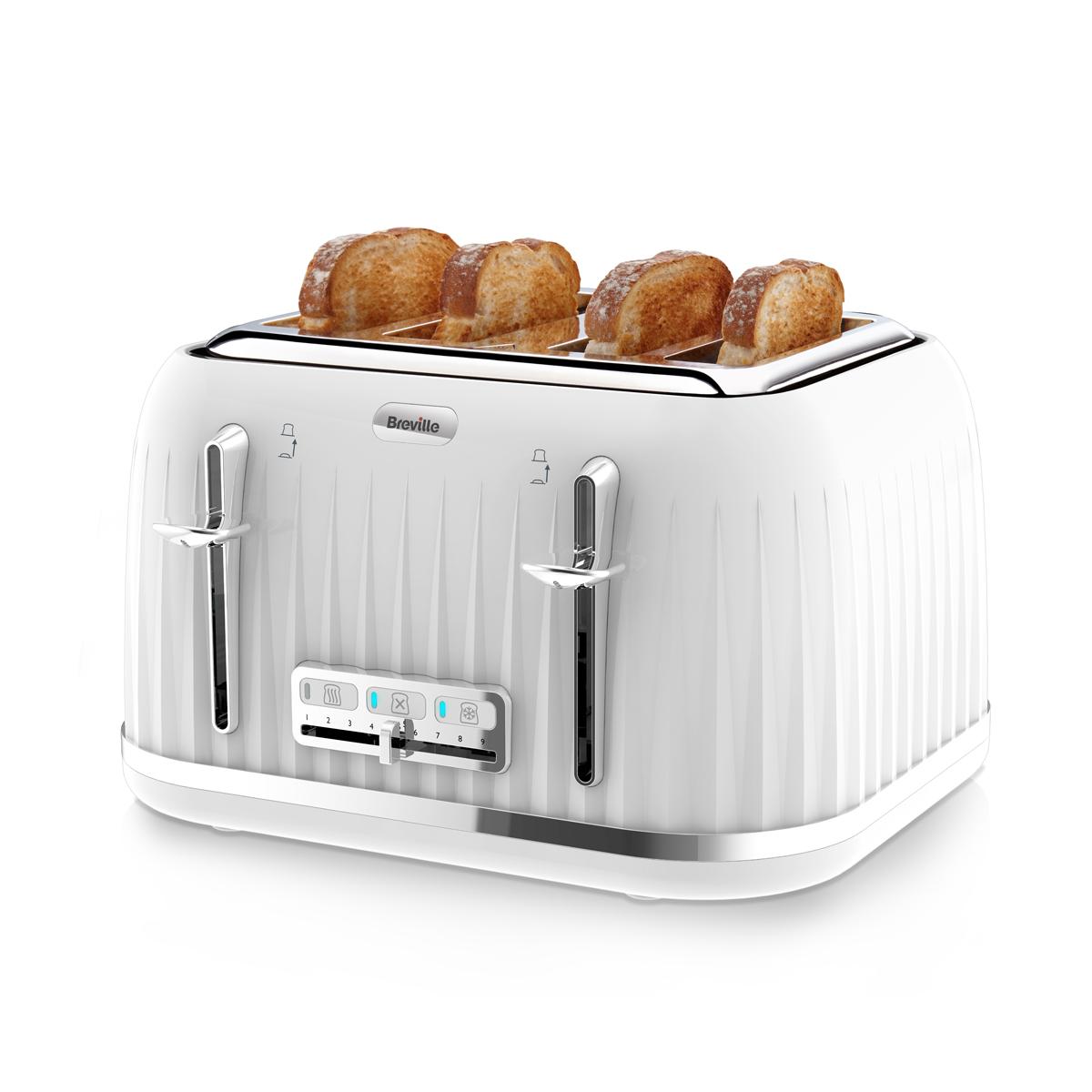 6851a219c405 Impressions 4 Slice Toaster VTT634-01 | Breville