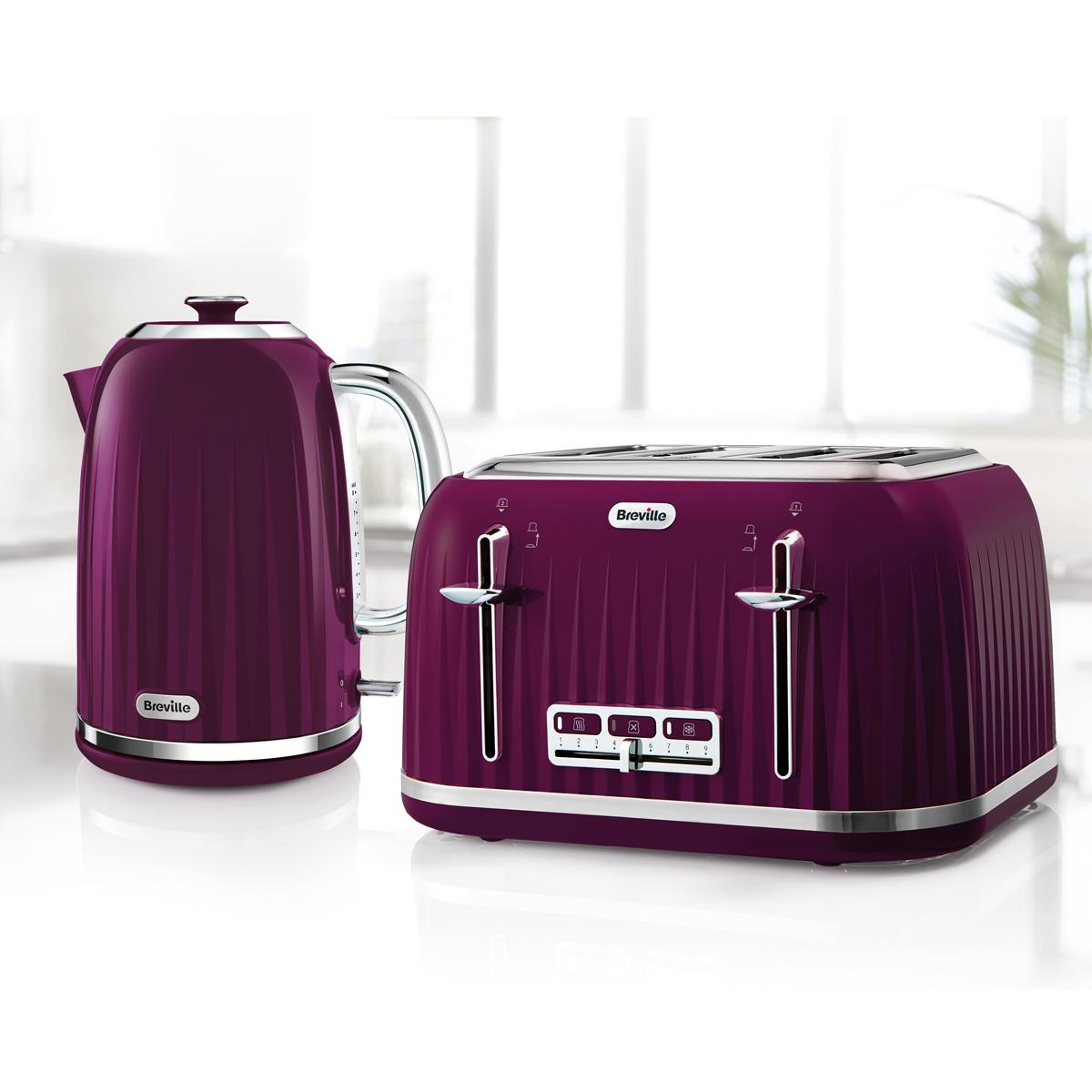 Kitchen Set Kettle Toaster