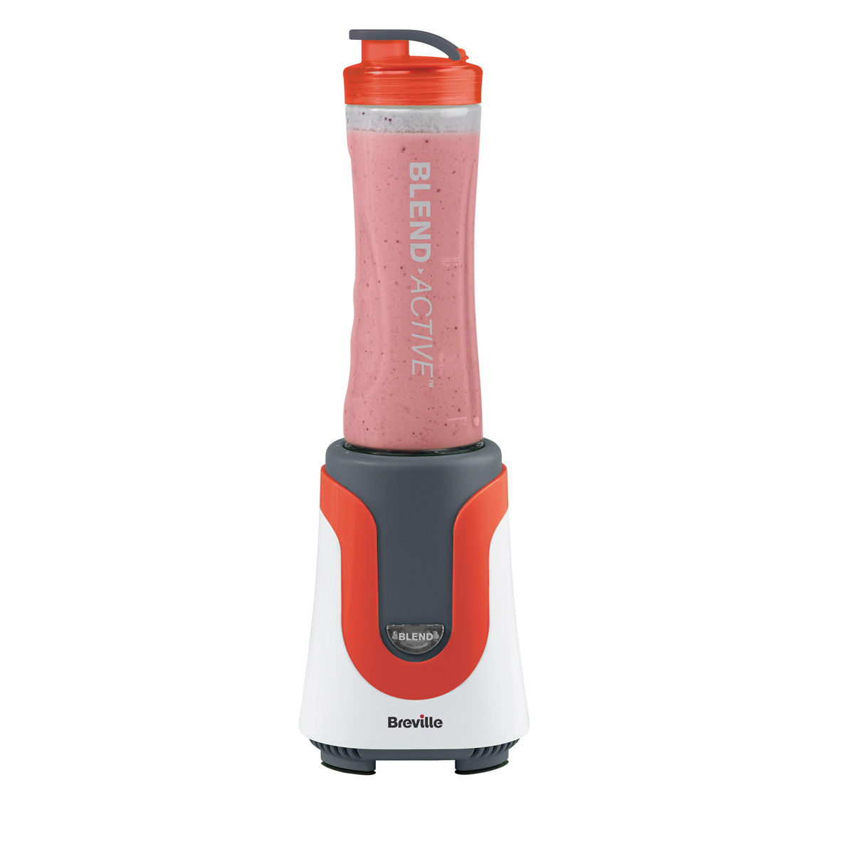 600 ml vert VBL062 Breville Blend Active Personal Blender /& Smoothie Maker